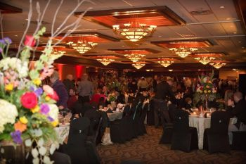 Full Reception - Stunning Venue, Florals, And Decor.